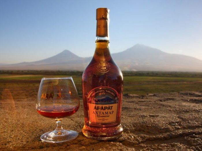 Марки, названия и секреты производства армянского коньяка