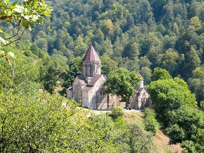 Исторические места Армении