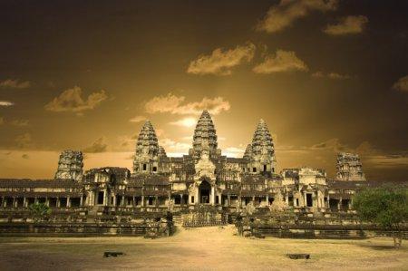 Удивительная Камбоджа