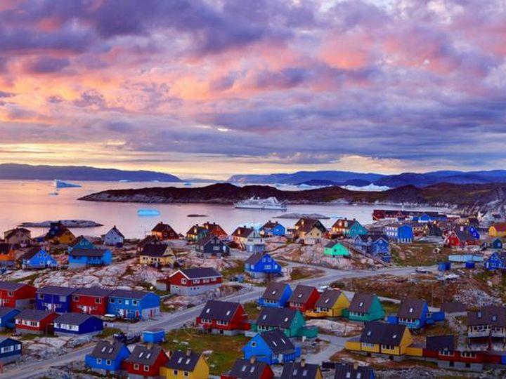 20 деревень словно сошедших со страниц сказочной книги, Мигдален, Гренландия
