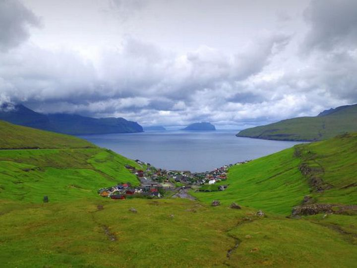 20 деревень словно сошедших со страниц сказочной книги, Квивик, Фарерские острова