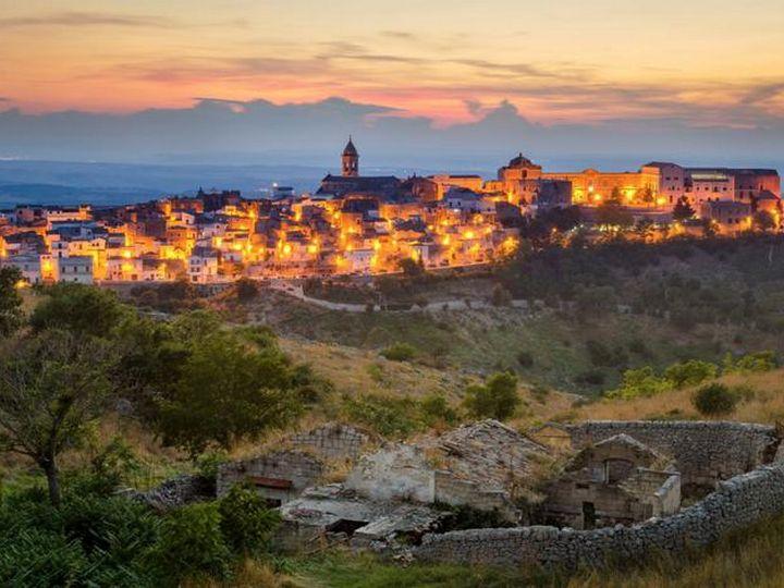 20 деревень словно сошедших со страниц сказочной книги, Апулия, Италия