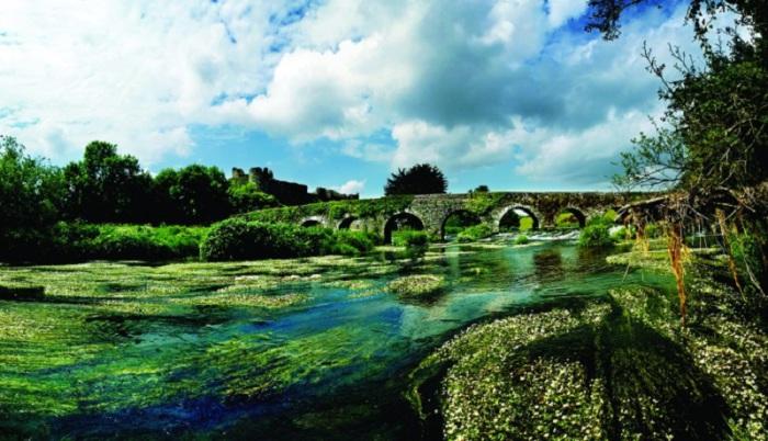 Старый каменный мост.