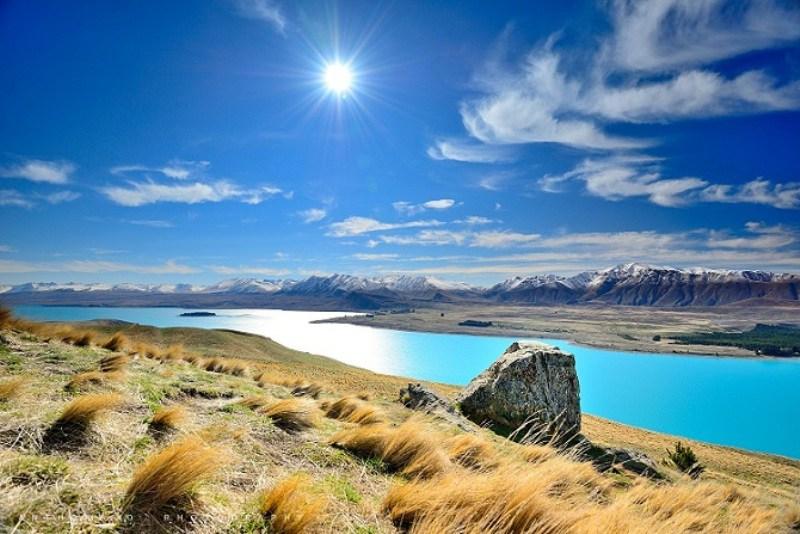 Южный остров Новой Зеландии — рай на земле_257
