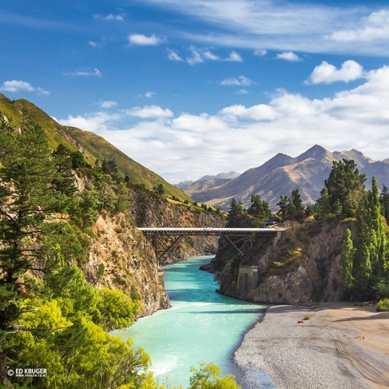 Южный остров Новой Зеландии — рай на земле_259
