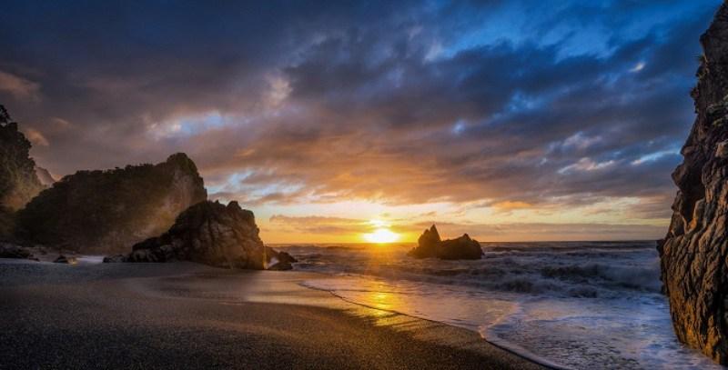 Южный остров Новой Зеландии — рай на земле_261