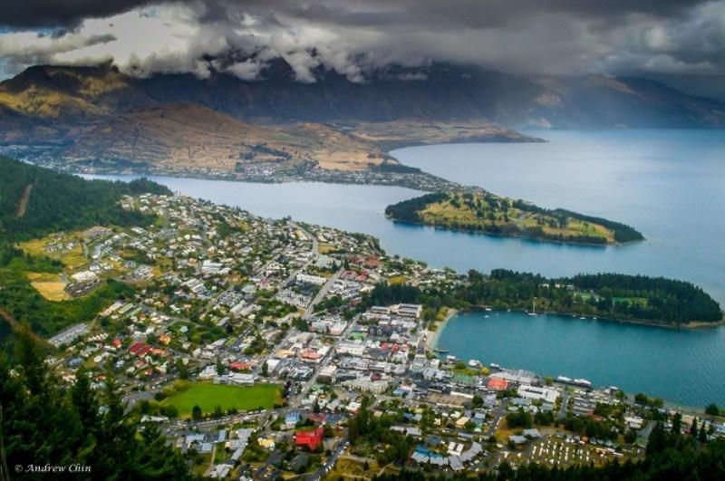 Южный остров Новой Зеландии — рай на земле_262