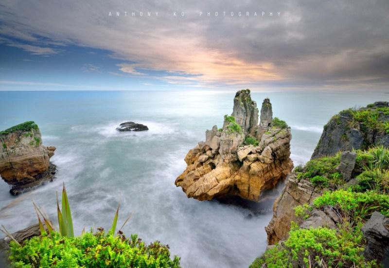 Южный остров Новой Зеландии — рай на земле_263