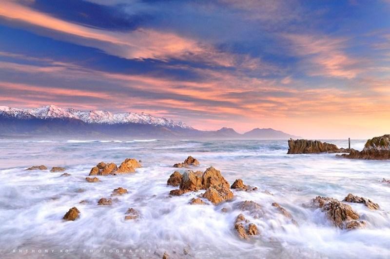 Южный остров Новой Зеландии — рай на земле_265