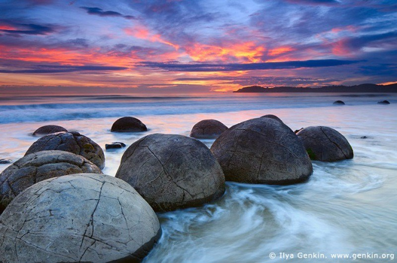 Южный остров Новой Зеландии — рай на земле_266