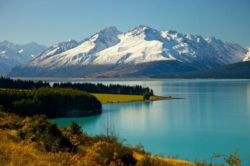 Южный остров Новой Зеландии — рай на земле_267
