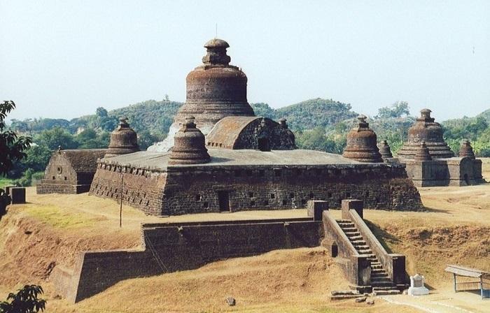 Храм Дукхантейн, возведенный в 1571 году. | Фото: amusingplanet.com.