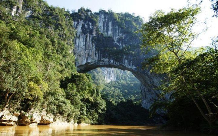 Природные мосты планеты 243