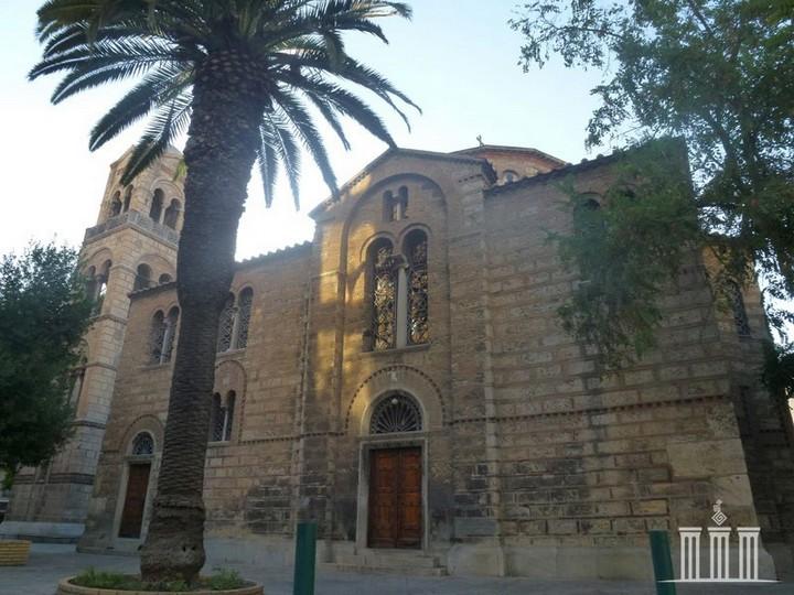 Церковь Святого Никодима и Святой Троицы