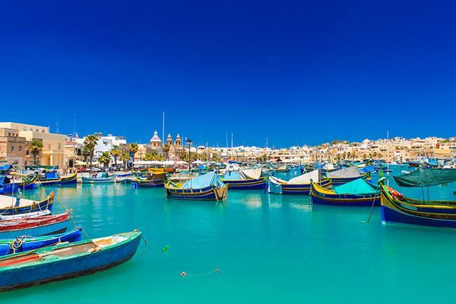 Марсашлокк, Мальта