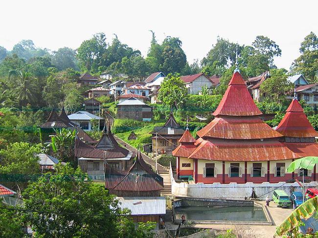 Парианган, Остров Ява, Индонезия